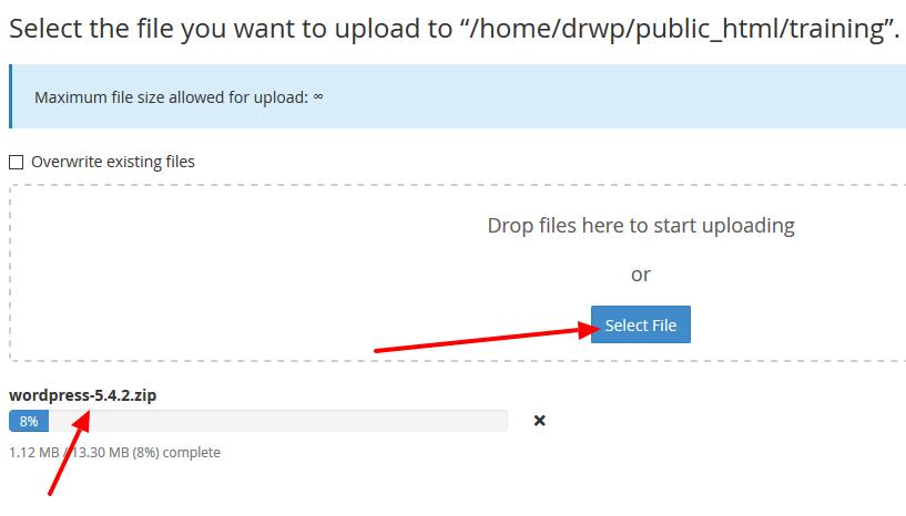 cPanel_File_Manager_v3_File_Upload